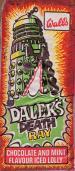 Dalek's Death Ray Ice Lolly